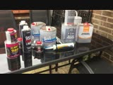 HB Body Paint Products - for Mk1 Restoration