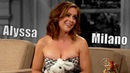Alyssa Milano Made A Sex Tape In Her 20s 2 2 Appearances In Chron Order 1080
