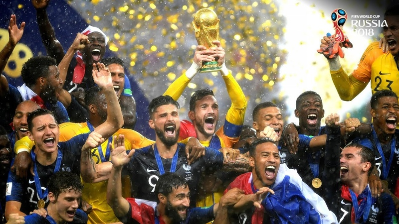 Russia 2018 - An Unforgettable World Cup