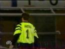 106 CL-1997/1998 Rosenborg BK - Real Madrid 2:0 (27.11.1997) HL
