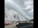вот такие облака! некоторые не выдерживают и спасаются бегством.