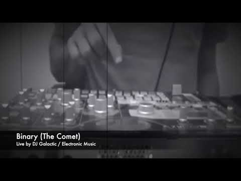 DJ Galactic - Binary live on Korg EMX1 (The Comet 2018)
