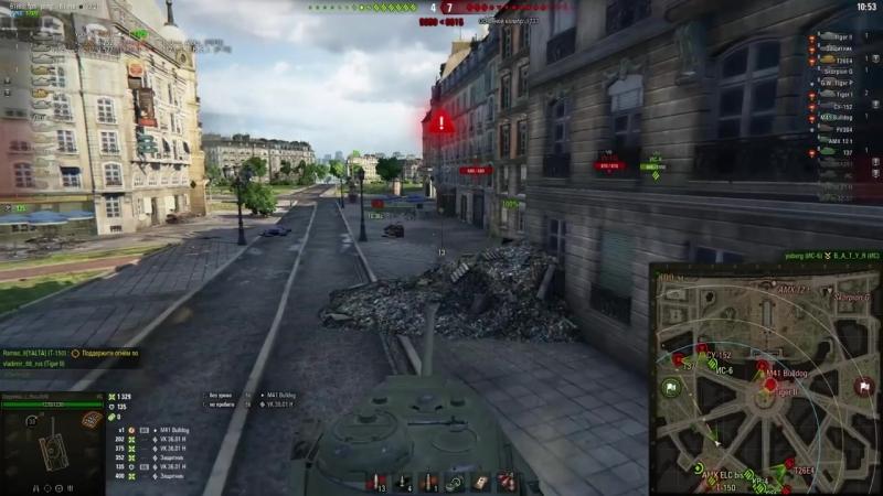 [БАРАБЕКУС BARABEKUS] ИС | Без голды способен? Как играть и танковать на ИС-1. Шикарный бой на советском IS-1
