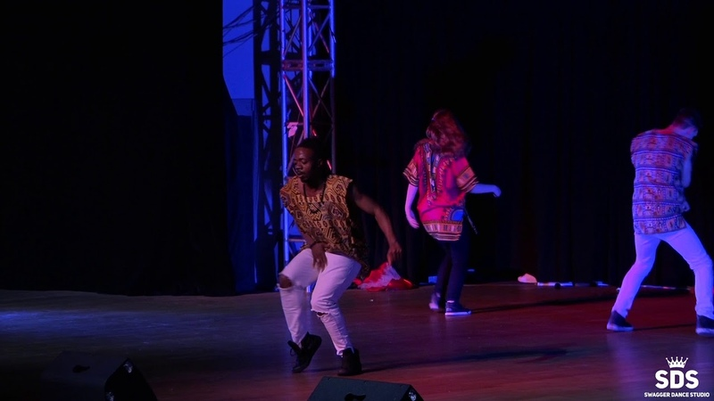 Школа Танцев Swagger Dance Studio| Летний Отчетный Концерт18| Dancehall
