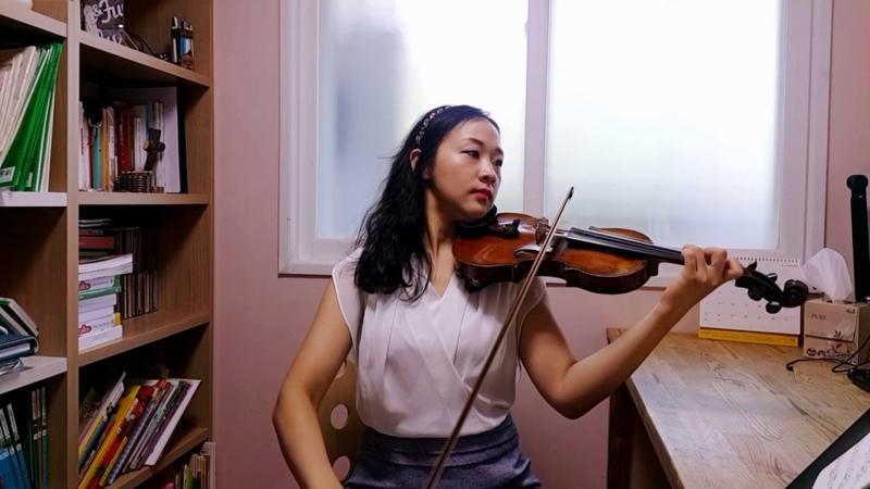 스즈키2권 슈만 두사람의 척탄병 Suzuki violin 2The Two Grenadiers (R.Schumann)바이올린 레슨 강사 김민정 연