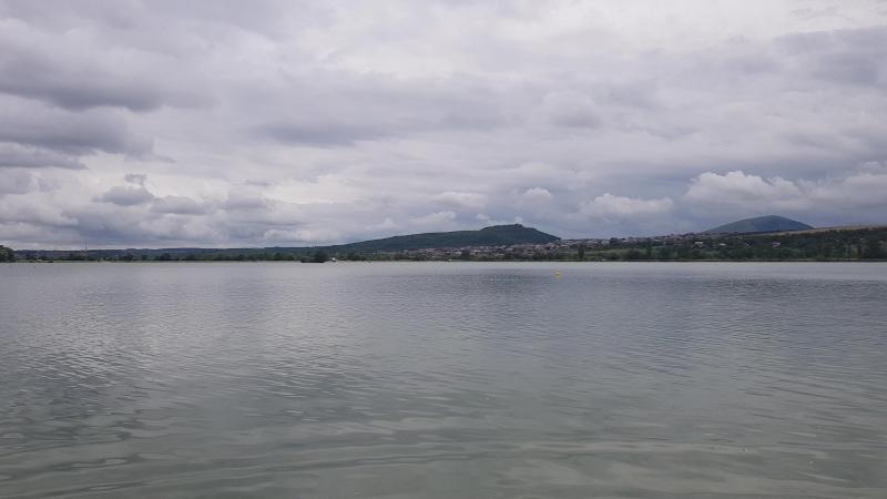 Озеро Новопятигорское