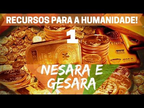 A CONSCIÊNCIA NESARA E GESARA DE RECURSOS FINANCEIROS - Quem está pronto para o benefício Parte 1