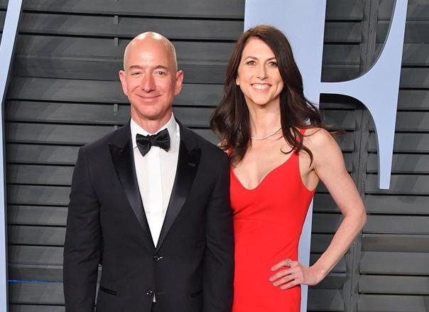 Новые детали: супруга основателя Amazon Джеффа Безоса станет самой богатой женщиной в мире после развода