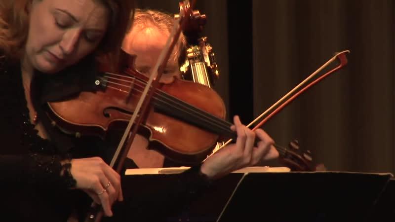 1041 J. S. Bach - Violin Concerto in A minor, BWV 1041 - Amsterdam Sinfonietta [Candida Thompson]