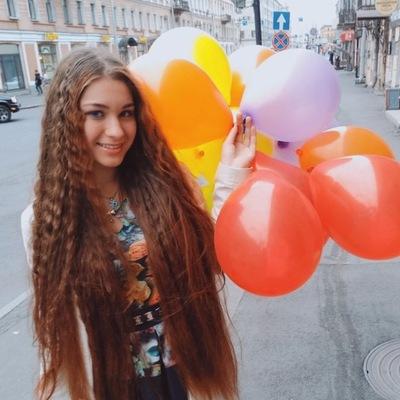 Алина Гвашева