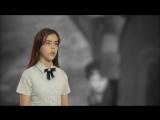 Елизавета Степанова и Ксения Бесфамильная-Сабодаж читают произведение М.Исаковского «Враги сожгли родную хату»