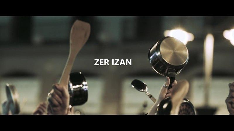 Huntza ft Mafalda Tremenda Jauría - ZER IZAN