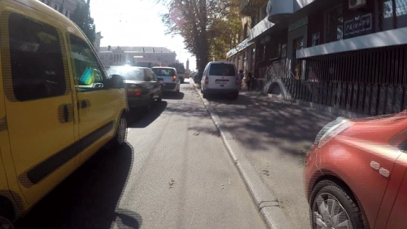 Велозаезд по городу Ровно