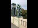 Норвегия 🇳🇴 Парк скульптур Викеланд