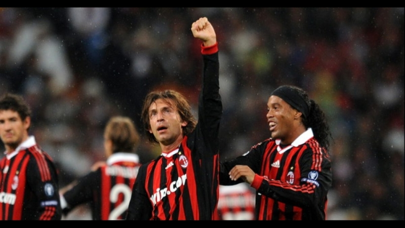 Пирло / Милан / 02.10 - 2010