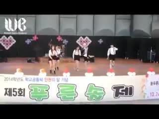 [PRE-DEBUT] Yeonjun dancing