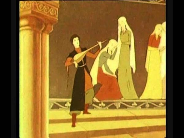 Волшебный ковер 1948г мультфильм