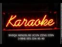 Рашид Бейбутов - Я встретил девушку (Rashid Behbutov) / Karaoke / Minus