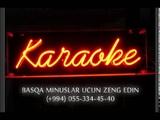 Рашид Бейбутов - Я встретил девушку (Rashid Behbutov) Karaoke Minus