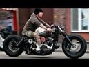 😎 Мотоциклы в Стиле БОББЕР (BOBBER) 😳!