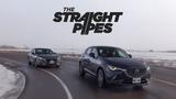 2018 Mazda3 Sport и Mazda CX-3