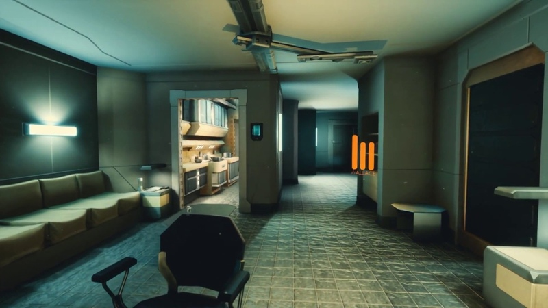 Computer News 2019 01 06 01 K's apartment from Blade Runner 2049 recreated in Unreal Engine 4