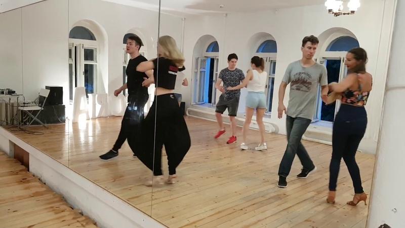 Бразильский зук | Студия танцев AlegriA | Преподаватели Антон и Виолетта