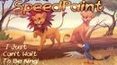 SpeedPaint Fanart TheLionKing