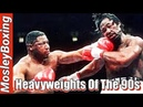 Lennox LEWIS vs Ray MERCER | A Close Decision | Full Fight Highlights
