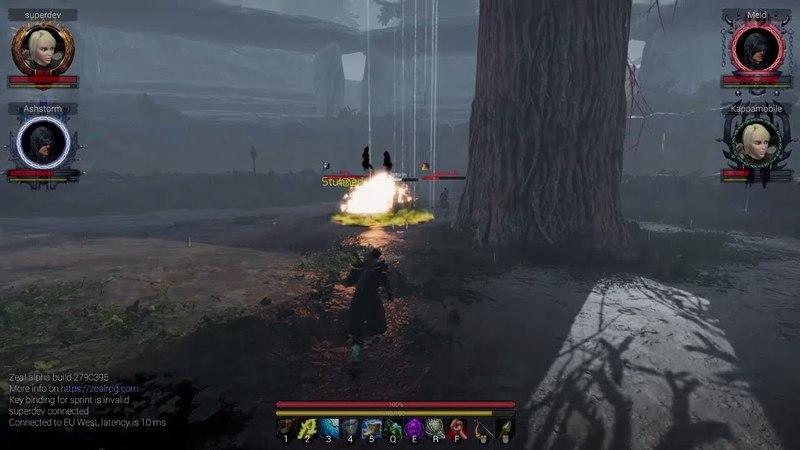 Zeal — Arena Gameplay Teaser