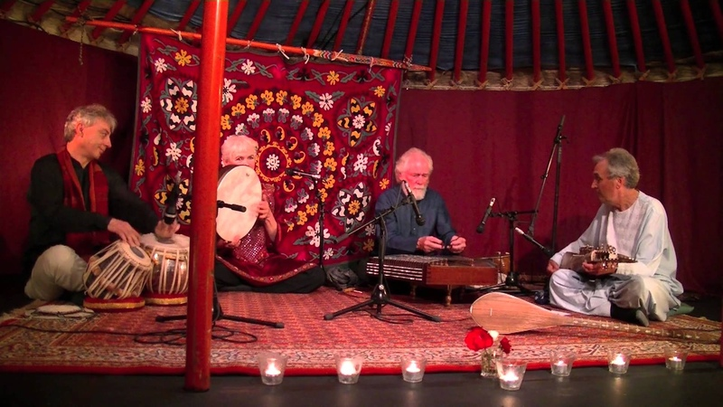 Traditional Afghan Music on Rubab and Santur Pareshe Jal The Flight of the Lark