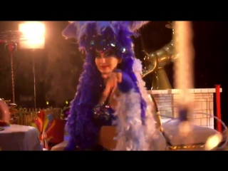 Заглянуть за кулисы приглашают артистки шоу балета интернационального цирка Chimelong