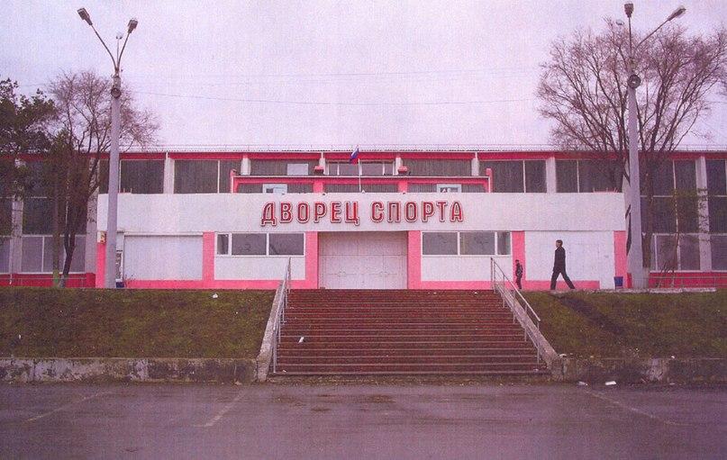 Футбол на месте Ильича