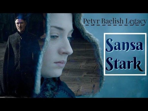 (GoT) Sansa Stark    Petyr Baelish Legacy