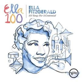 Ella Fitzgerald альбом 100 Songs For A Centennial