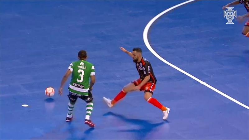 Liga Sport Zone: FCU Pinheirense 0 - 7 Sporting CP