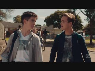 "Nowhere boys: s04e01 ""battle for negative space: we are not alone anymore ""(abc 2018 au)(eng)"
