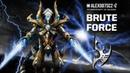 BRUTE FORCE PROTOSS Победа грубой силой в StarCraft II