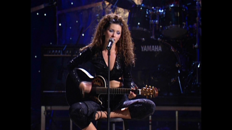 Shania Twain - Man! I Feel Like A Woman! / You're Still The One (Vh1 Divas Live 1998) [RUS SUB]