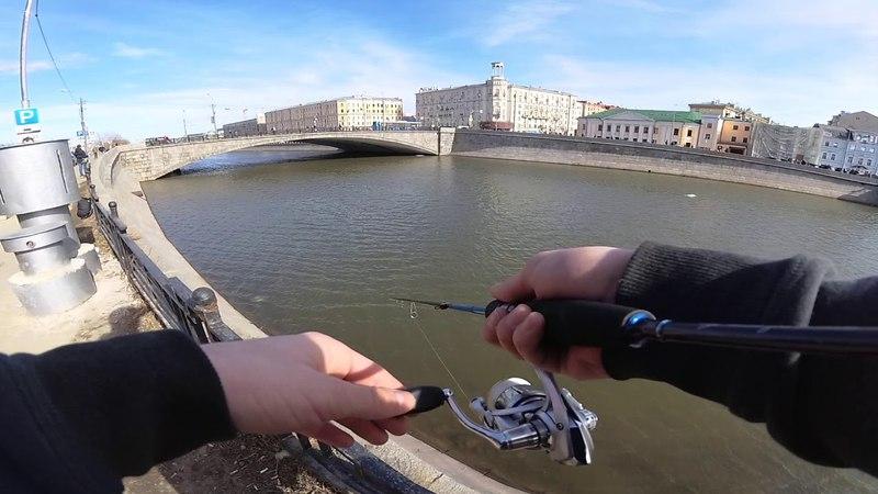 Весенний микроджиг в Москве. Куда податься, если на диких водоемах половодье?