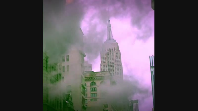Happy Valentine's day. I shot this little video yesterday of the Empire State Building through a haze of ubiquitous nyc steam