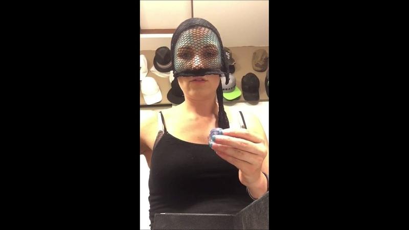 Halloween makeup tutorial mermaid scales