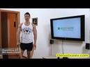 Фитнес Дома - 3-й комплекс основных упражнений (5 часть)