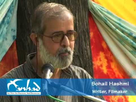 Lecture Series Formation Of India Identity - Sohail Hashmi