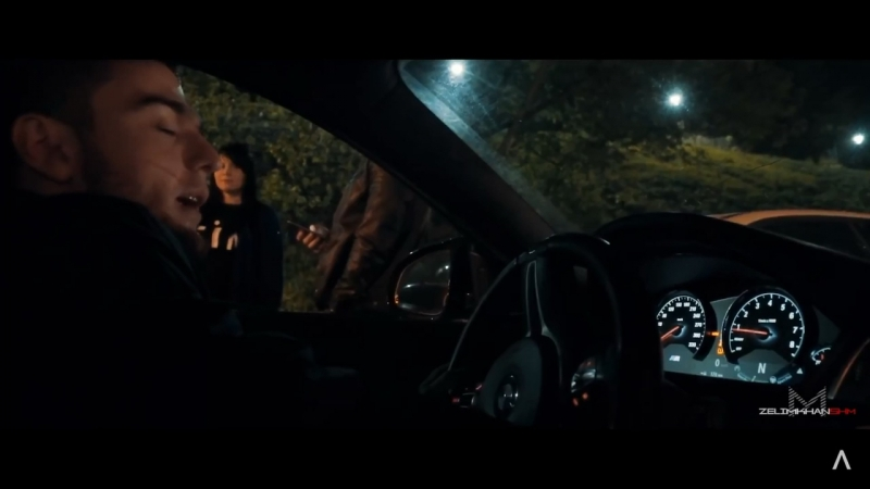 Выхлоп BMW M5