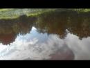 9. Небо в реке - ноги в воде! В Устье-Кубенском районе у Бени Играева.. #ВидеоМИГ
