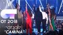 CAMINA - lxs chicxs de OT 2017 | Gala 0 | OT 2018