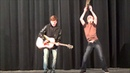More Cowbell at Sycamore Junior High Variety Show 2016
