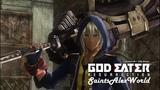 #3 God Eater Resurrection - Задание №3 Железный дождь.