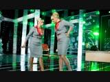 МИРАЖ (Наталия Гулькина и Маргарита Суханкина) - Я сошла с ума (Суперстар 2008)